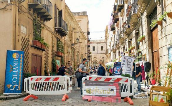 Estemporanea a Borgo Strafalé - Palermo (ph.Sabrina Longi) 8