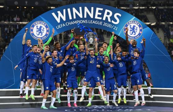 El Chelsea es el único equipo londinense con dos Champions League (@ChelseaFC)