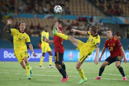 España y Suecia dieron un pobre espectáculo (@SeFutbol)