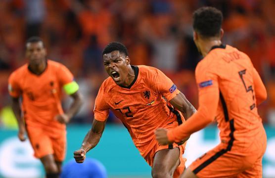 Holanda ganó un partidazo ante Ucrania (@EURO2020)