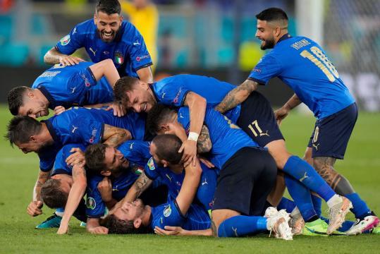 Italia ha sido una máquina en sus dos primeros partidos (@EURO2020)