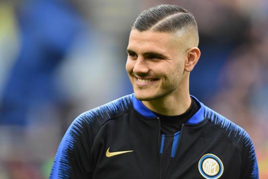 Mauro Icardi gradirebbe un ritorno in Italia.