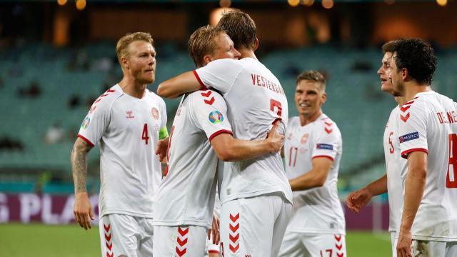 Dinamarca es la cenicienta de esta Eurocopa 2021 (@EURO2020)