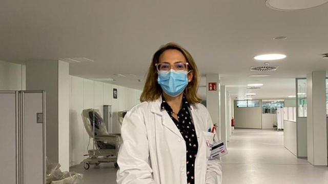 María Zandio Zorrilla era directora del Complejo Hospitalario de Navarra. (CHN)