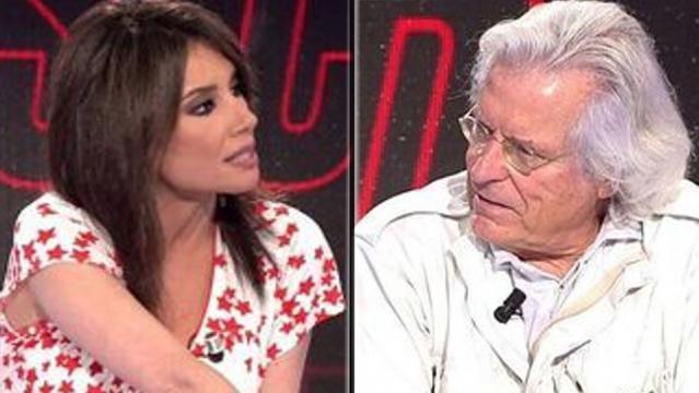 Javier Nart y Marta Flich se enfrentaron en 'Todo es mentira' (Cuatro)