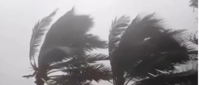 Tropical Storm Elsa approaching Florida after battering Caribbean. [Image source/Global News YouTube video]