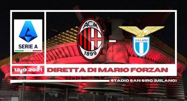 Serie A: terza giornata Milan - Lazio e San Siro torna tutto esaurito