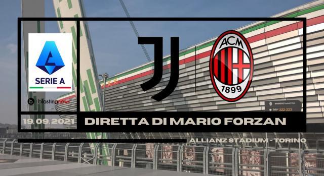 Serie A: Juventus - Milan big match della domenica